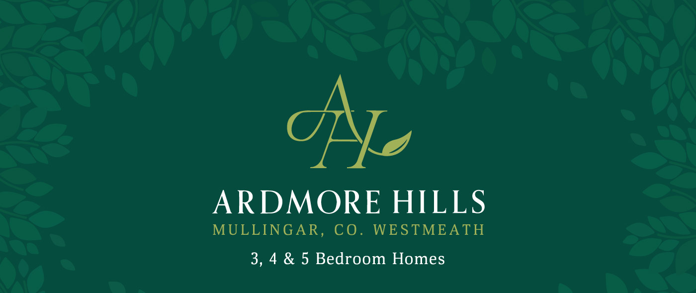 Ardmore Hills Housing, Westmeath, Ireland, Family Homes
